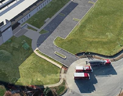 Aerial Photomerge BPSB