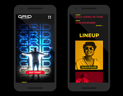 TheGrid - Music and art festival