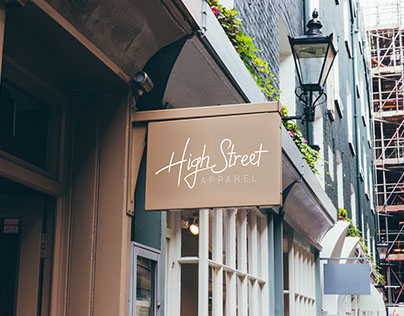 High Street Apparel
