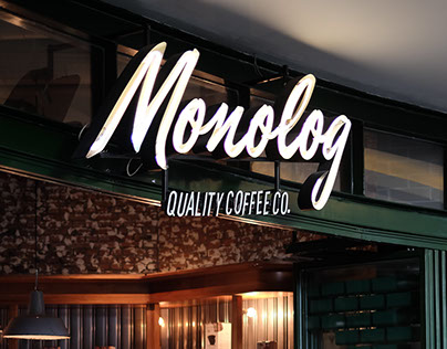 Monolog - Coffee Company