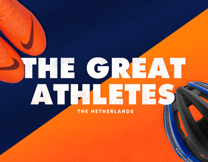 The Great Athletes Series: #1 The Netherlands