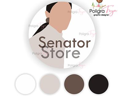 Логотип для online магазина одежды