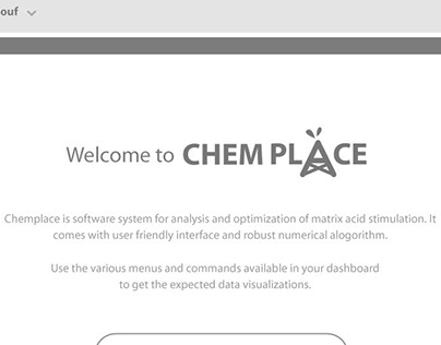 UX design for ChemPlace