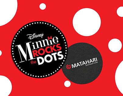 Creative Direction: Disney x Matahari - MRTD