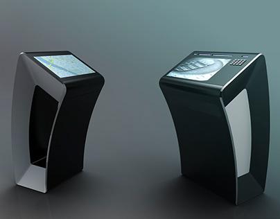 Aquis Kiosk - ATM