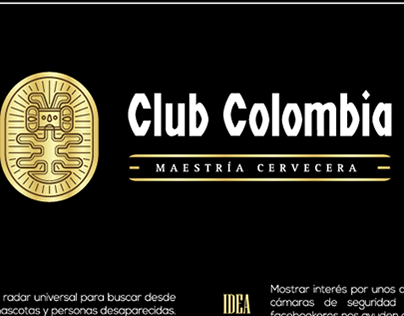 CLUB COLOMBIA / CYBER YL