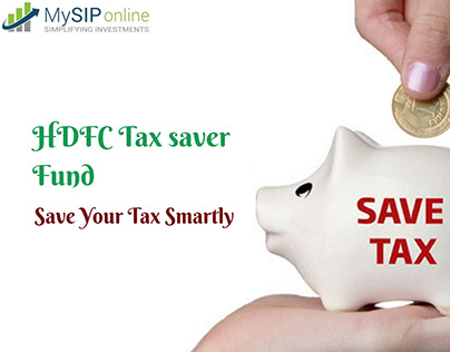 Multi Ply Your Growth With HDFC Tax Saver Fund