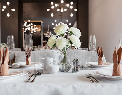 """Space & Fireplace"" Nihil Novi Restaurant"