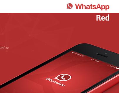 WhatsApp Redesign 2017