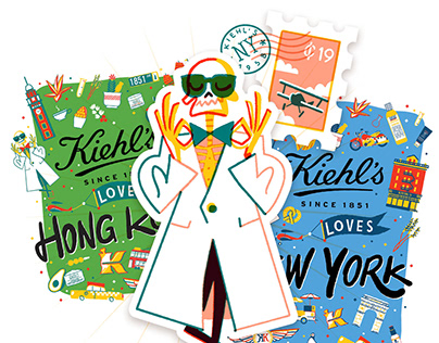 Kiehl's Loves Global AD