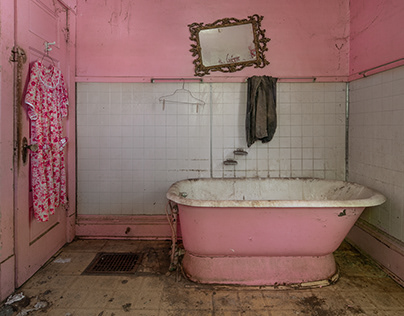 Pink Abandoned