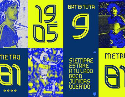 Boca Juniors x FSS