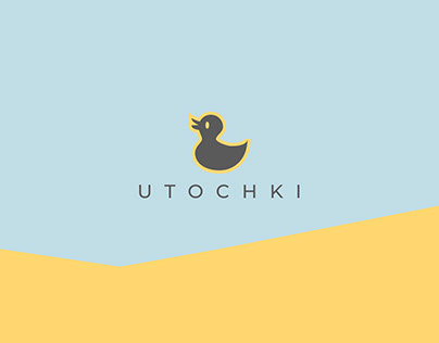Banner and vcard for UTOCHKI store
