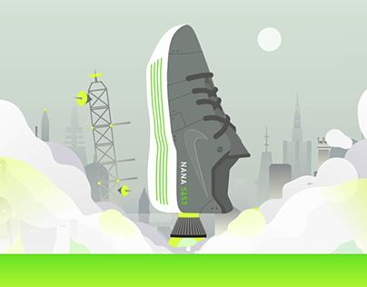 Nike SHM 2016: My Sole Story