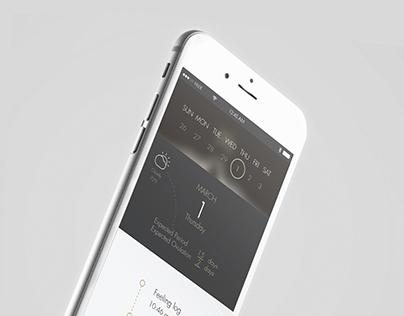 EVA. Fertility App