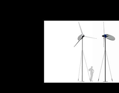 20 kW Wind Power Plant