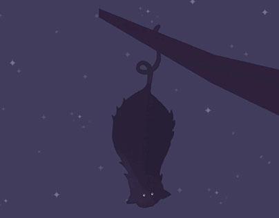 Night Animals: an illustrated children's book