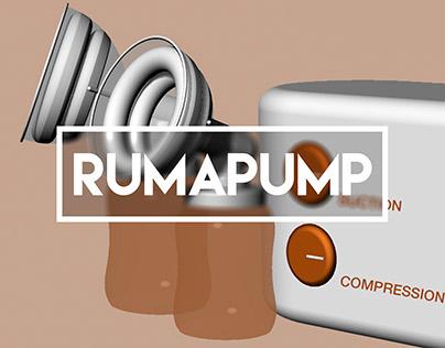 Ruma Pump Breast Pump [Fall 2014]