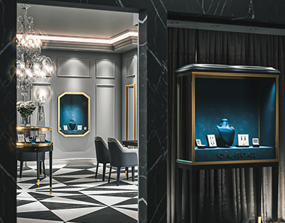 Jewelry Store - Royal Heritage
