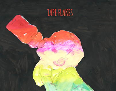 Tape Flakes — Made for Live