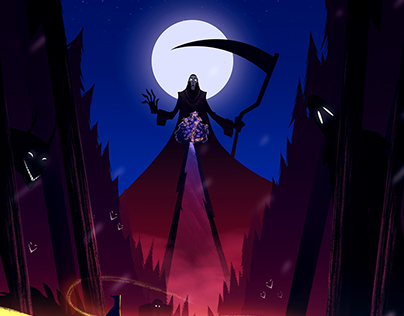 """The first Kuker Warrior"" animation short"