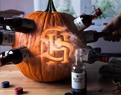 Sutter Home Wine - Social Media Digital Design