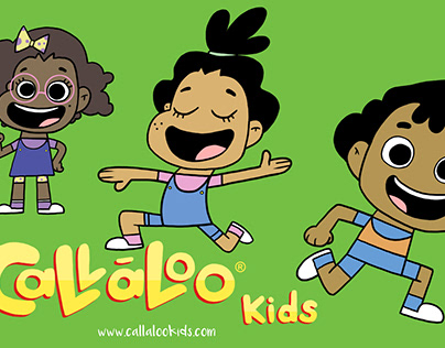Callaloo Kids Characters New Style