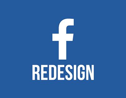 FACEBOOK: REDESIGN