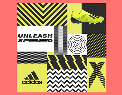 Adidas - X Football Boots Advertising