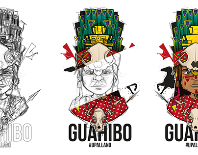 Guahibo - Cuadrillas de San Martín - Colombia.