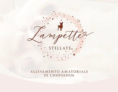 Logo Zampette Stellate
