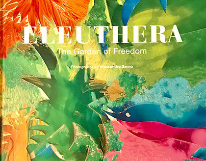 Art for Cover of Eleuthera: The Garden of Freedom Book