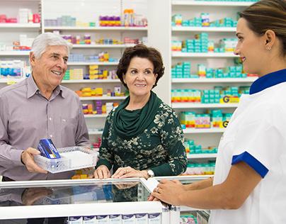 Fotografia Publicitária para Rede de Farmácias