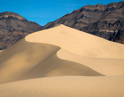 Eureka Dunes, Death Valley NP