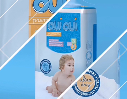 OUI OUI Diapers Packs