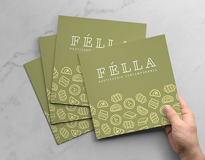 Félla Bakery - Branding Project