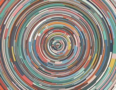 Arcing Spirals