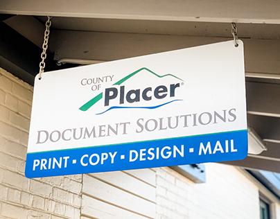 Rebranding the County Print Shop
