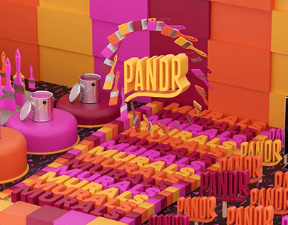PANDR Design Co // Social Loop