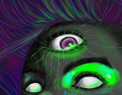 Third Eye Infection (Devil Girl #1)