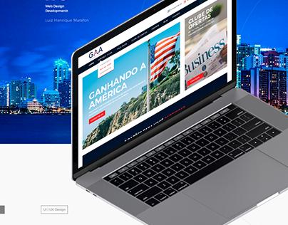 Design UI/UX Website
