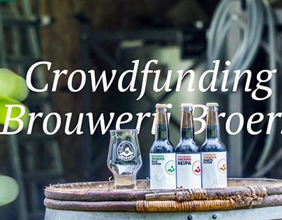 Brouwerij Broers - Crowdfund campagne