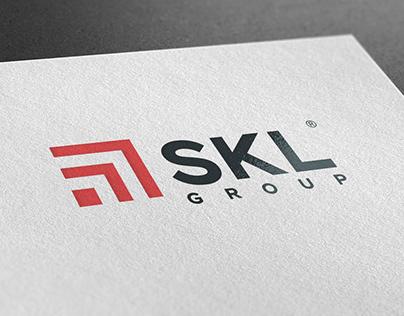 SKL Group brand identity refreshing