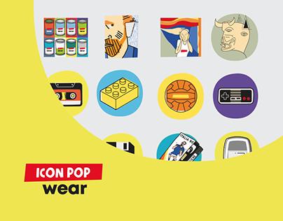Ux Writing - Icon Pop Wear