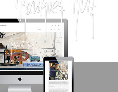 Rodriguez Ruiz - Creación y diseño web.