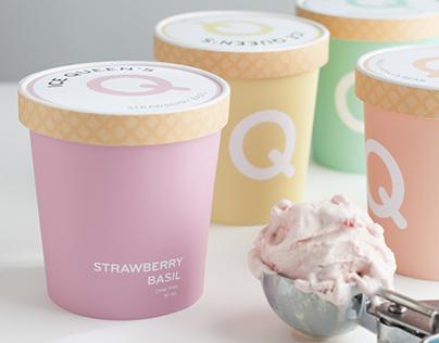 Ice Queen's Ice Creams