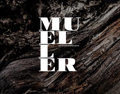 MUELLER - Wine Landing Page