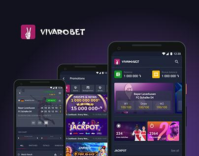Sportsbook for Vivarobet