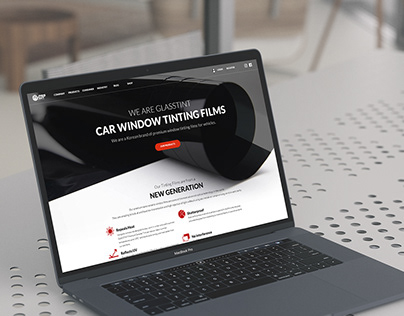 Glasstint Global Web Design