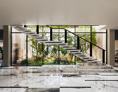 KF - Palm Hills Villa